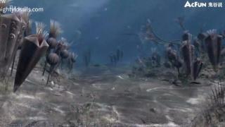 【鬼谷说】早期鱼类:亿年苦寒无人问,一朝出世四海平