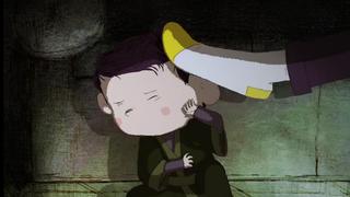 原生家庭给孩子的伤害,有多难治愈?看完这部动画人们都沉默了《周末》