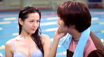 面对女神的诱惑,直男的反应让我措手不及!韩国爆笑喜剧《疯狂初恋》