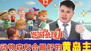 【岂游此理Ⅱ】12成为动物森友会上最好的黄岛主