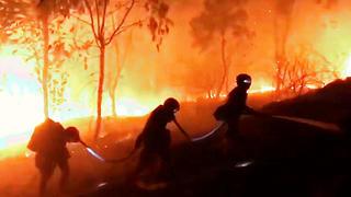 【基德】凉山火灾,消防员面对的到底是什么?