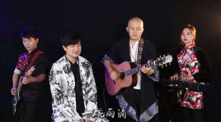 安子与九妹《人间月》MV,自己包办美容美发灯光道具拍摄剪辑,请多指教~