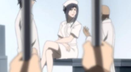 病人被关在笼子,医生也不管不顾,一集让人觉得大快人心的动画