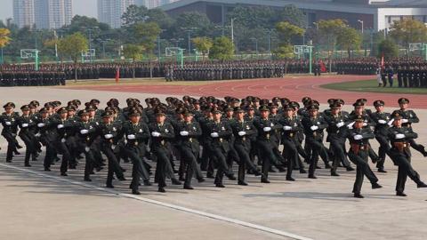 不同学历进入军校其军官级别有哪些区别?专科毕业授予少尉军衔
