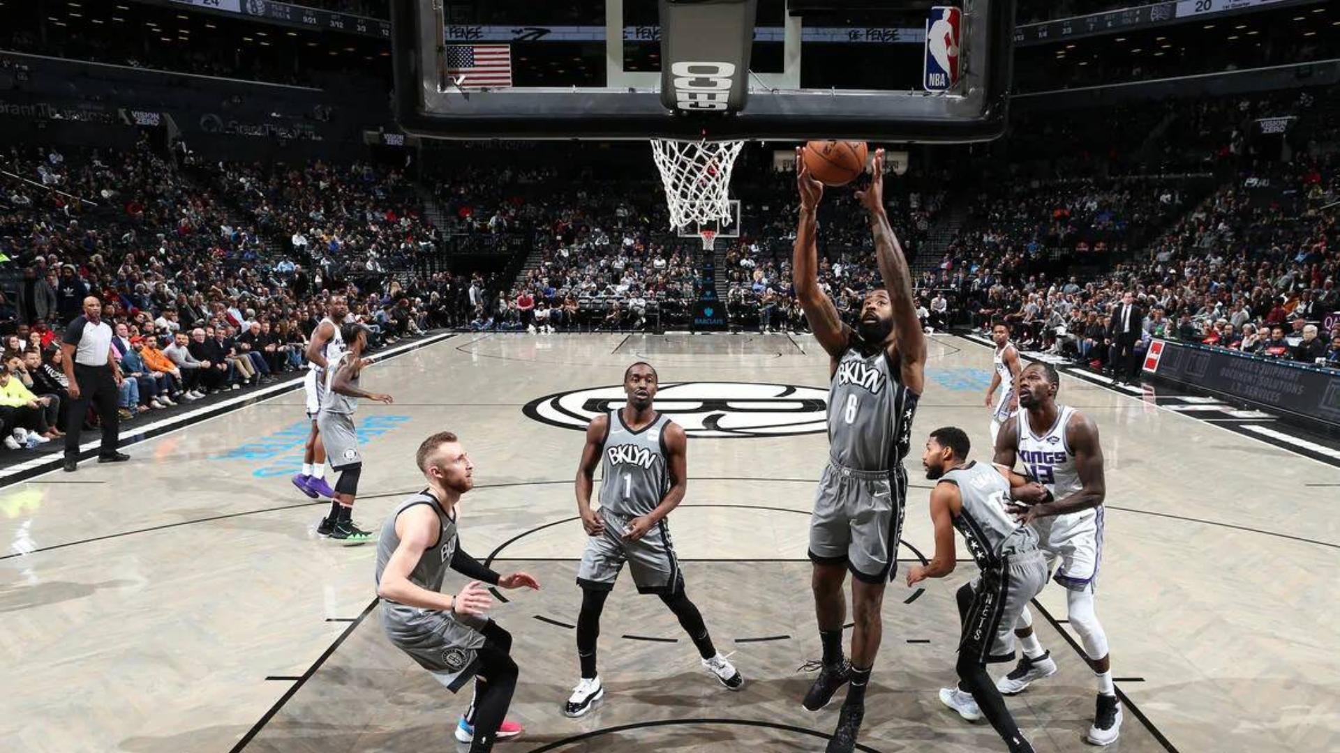 2019-2020 NBA常规赛 布鲁克林篮网 VS 萨克拉门托国王 集锦Part1