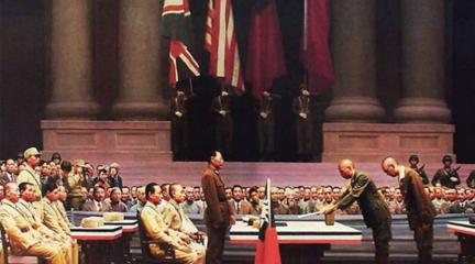 74年前的8月15日,日本投降
