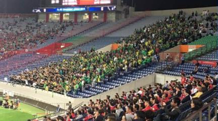 日本球迷对国安球迷表示敬意