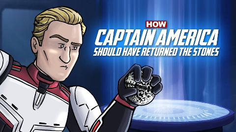 【HISHE】美国队长应该怎样归还无限宝石Part1