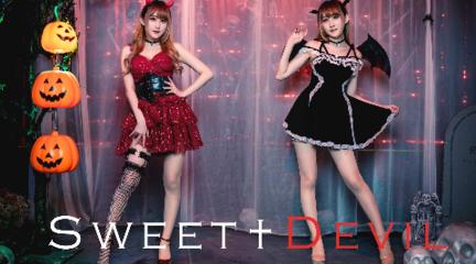 【@小萌】Sweet Devil️♡性感小恶魔一键换装