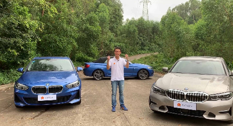 YYP颜宇鹏对比试驾宝马1系、2系、 3系,说到操控你更喜欢谁?