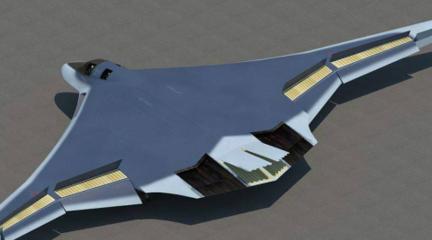 美俄最神秘战略轰炸机将升空