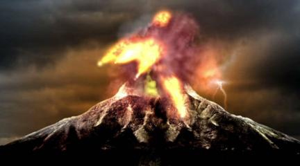 如果美国这座超级火山爆发,美国将面临灭顶之灾