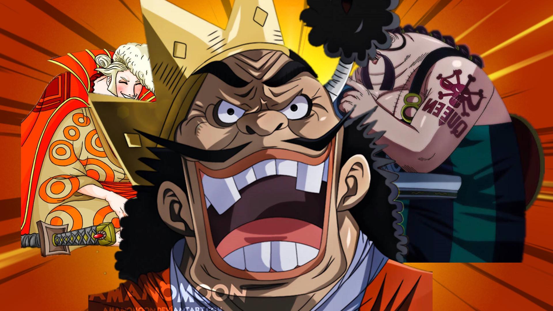 海贼王:黑炭大蛇只是个傀儡,将军背后还有另外强大的人控制和之国