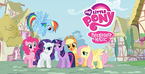 友情就是魔法——彩虹小马专题