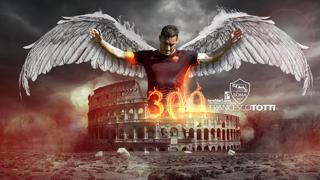 《球星故事》之狼王托蒂 一人一城坚守25年 他是罗马最忠实的信徒