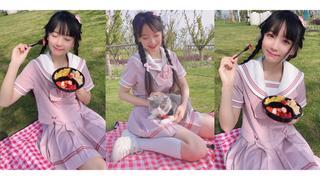 【可心吸猫日记·2】少女和猫~一只猫猫猪的成长