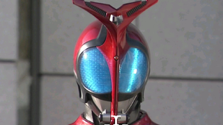 【蓝光】假面骑士甲斗三个形态介绍