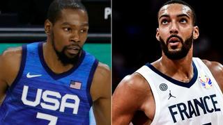 美国男篮奥运会小组赛首场76:83不敌法国!