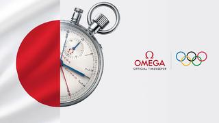 OMEGA东京奥运会创意广告