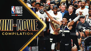 NBA 20-21赛季总决赛微电影!