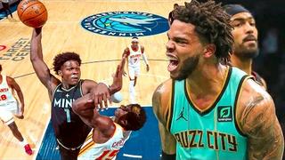 力劈华山!NBA 20-21赛季最佳扣篮合集!