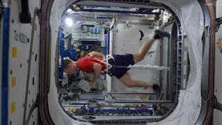 纪录片.NASA.太空站生活.2016[高清]