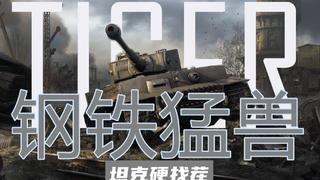 【坦克硬找茬】虎式
