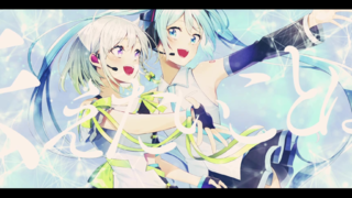 【Collaboration by YuNi×初音ミク】Tell Your World