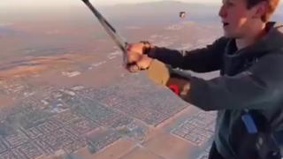 降落伞从来没有差评