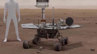 人类迄今为止发射过的所有火星着陆器大小对比!真的涨知识了!