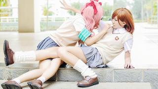 """"""" 白 井 黑 子 ♡ 御 坂 美 琴 """""""