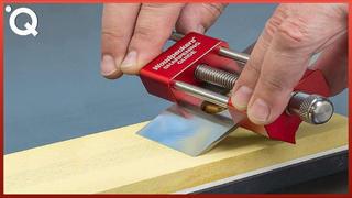 原来木工应该这么干了啊,超先进的木材加工工具 4