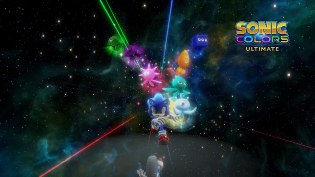 30周年纪念回归!《索尼克 缤纷色彩 究极版》游戏评测