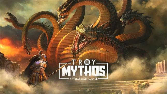 《全面战争:特洛伊》DLC神话成真 传说巨兽登场提高游戏可玩性