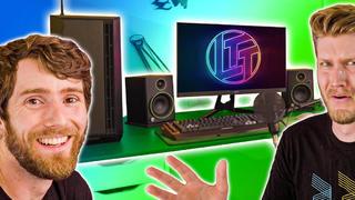 【官方双语】终于着了回边 - 英特尔科技大升级Alex篇#linus谈科技