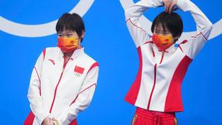 【全程回放】女子双人10米跳台跳水决赛 张家齐/陈芋汐夺冠