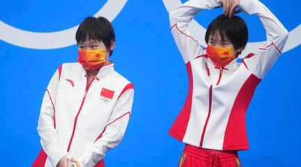 【第8金】女子双人10米跳台跳水决赛 张家齐/陈芋汐夺冠