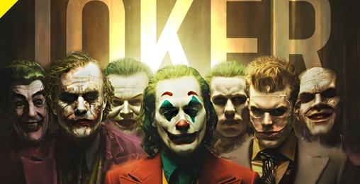 """小丑全系列混剪,""""你能叫我joker吗?"""""""