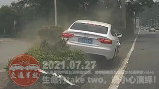 中国交通事故20210727:每天最新的车祸实例,助你提高安全意识