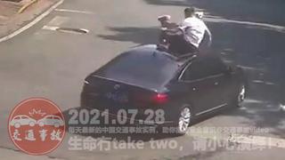 中国交通事故20210728:每天最新的车祸实例,助你提高安全意识