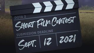 (dota2)一些2021短片大赛参赛作品