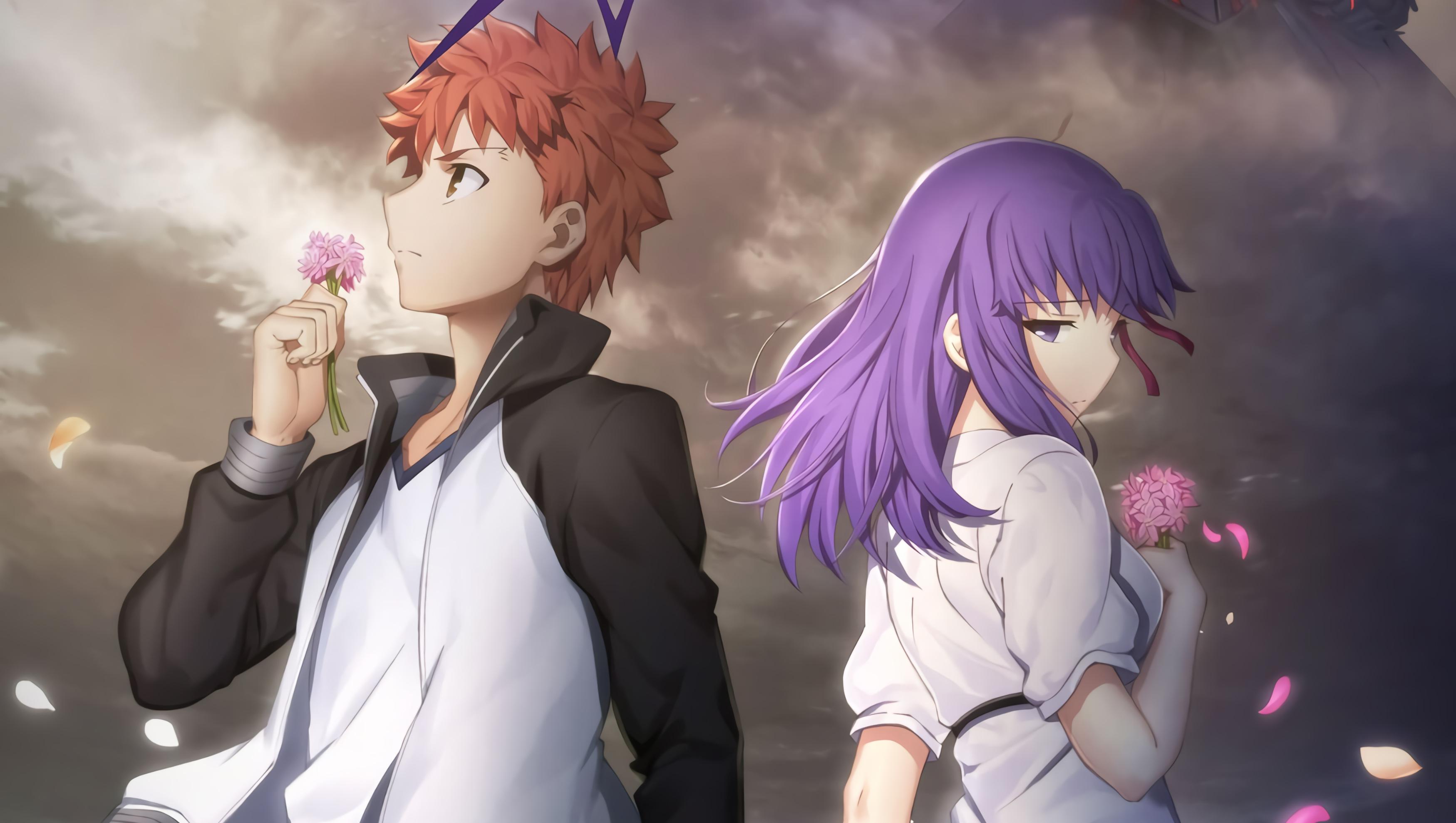 【BD1080P/剧场版】Fate/stay night [Heaven's Feel] Ⅱ:迷失之蝶【幻之精翻精校版/ED特效 】