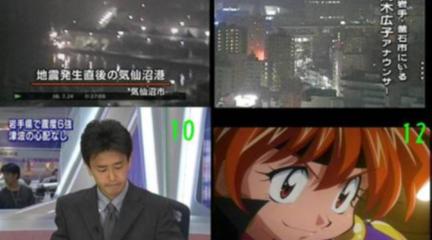 永远在放动画的日本奇葩台哭穷 说自己是情非得已!