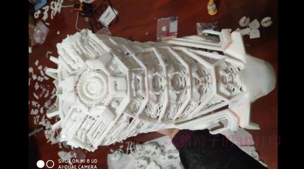 3D打印之鋼鐵俠MK41軀干