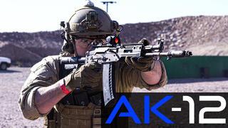 【中字】俄罗斯AK-12步枪【Garand Thumb】