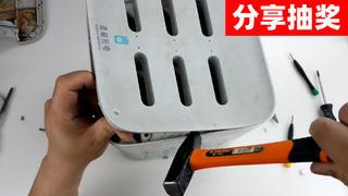 拆解怪兽共享充电宝的充电站,看看它内部是如何给你提供服务的