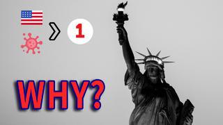 短短几天,美国如何成为全球病例最多的国家?