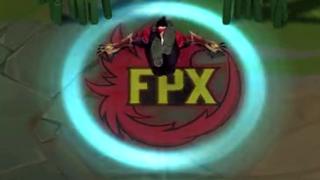 FPX 2019冠军皮肤 幕后制作视频预告+展示