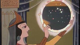 公主有面魔镜,被照到的人都得死,躲在哪里最安全?《善良的夏吾冬》