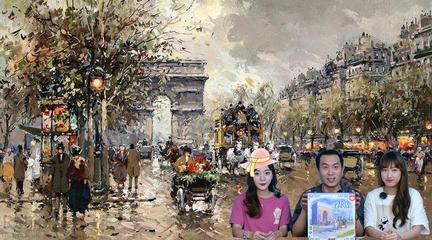【盒爆炸】《巴黎:美好年代》法兰西炒房团来了~